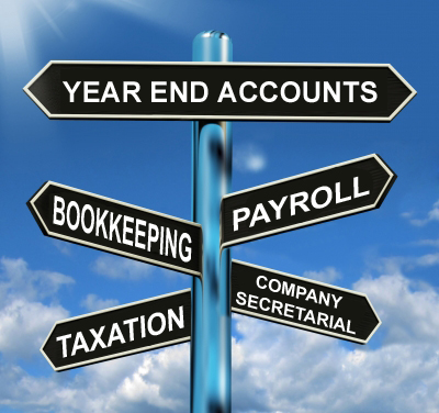 Our experienced accountants can prepare your annual year end accounts